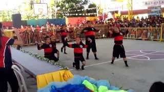 Feb 24, 2014 St Francis Dance Contest Maryhomes Juniors 1st Place