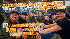 Carpexpo 2020 Berlin - Großer Messerundgang, Interviews, coole Typen und Szenetalk