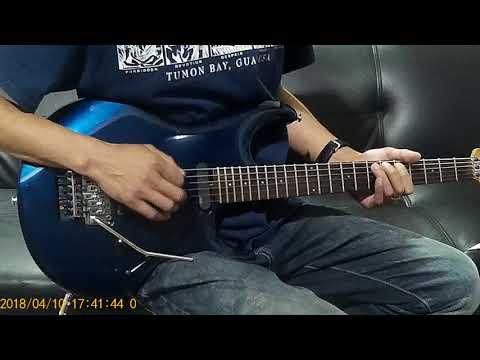 beat it instrumental guitar cover