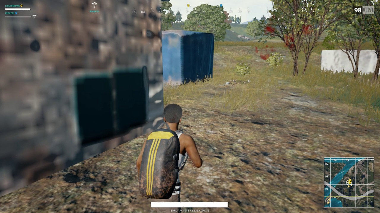 Playerunknown S Battlegrounds Buildings Not Loading