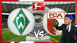 [🔴 Live] Werder Bremen vs FC Augsburg Bundesliga 10. Spieltag