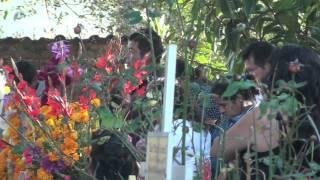 Dia de Muertos en Huecorio Michoacan 2010