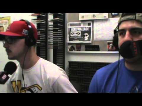 Cross Crease Hockey Talk Radio Edition