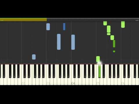Orange Blossom Ya Sidi Live Piano Midi tutorial Sheet app Cover Karaoke