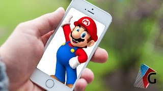 Nintendo on Apple and Android - Will We See Mario on iPhone?