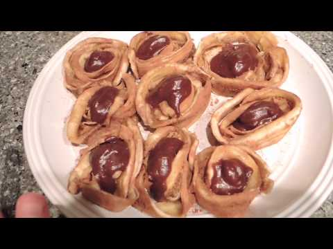 Raw Vegan Cinnamon Roll Extravaganza :D + Other Food Clips!