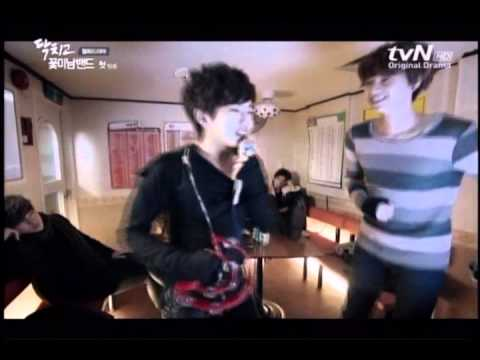 120130 shut up! flower boy band - be mine karaoke cut