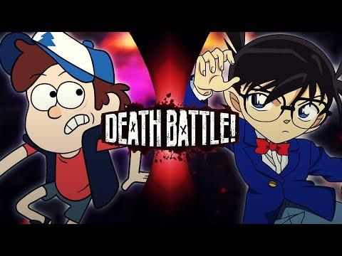 Fan Made DEATH BATTLE Trailer | Dipper Pines vs Conan Edogawa (Gravity  Falls vs Detective Conan)