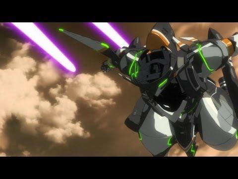 Suisei no Gargantia - LAST SCENE - Chamber's sacrifice (English subs)