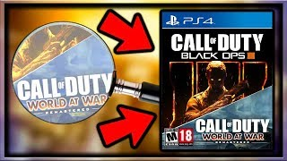 (Theory) Treyarch Tease World at War Remastered Bundled With BO4?! (Black Ops 4 WaW Remastered?)