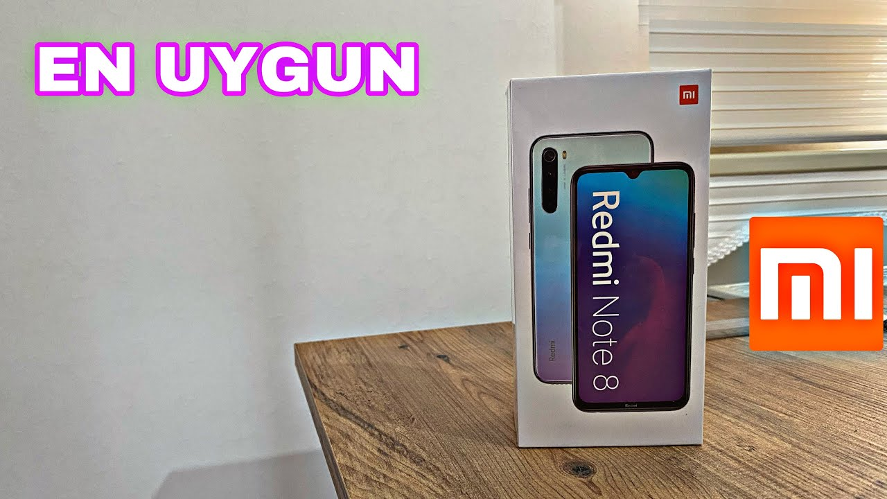 Xiaomi Redmi Note 8 ve Redmi Note 8 Pro'nun Türkiye fiyatı
