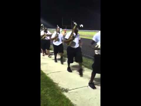 Kingstree High School Drumline B.O.B.