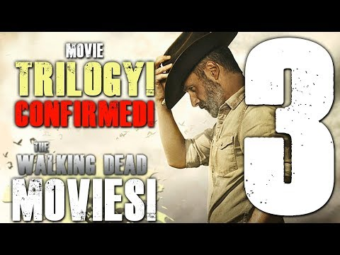 Rick's Future Confirmed - The Walking Dead Movie Trilogy!