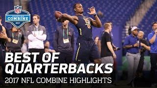 Best of Quarterbacks | 2017 NFL Combine Highlights