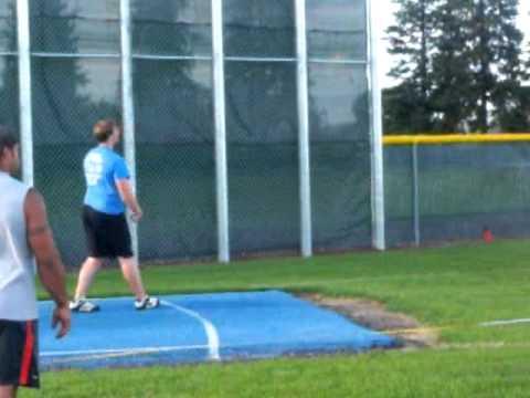 Javan Gray 190'1 Javelin Throw
