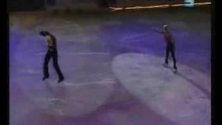 Звезды на Льду в Израиле - Тотьмянина и Маринин