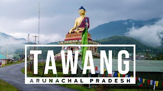 TAWANG | ARUNACHAL PRADESH (Part 1/3) | Guwahati to Tawang | Northeast India | Places to Visit