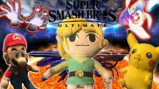 Smash Bros Ultimate World Of Light Parody(Remix)