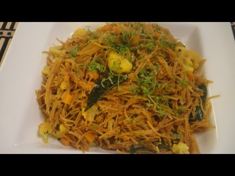 Kabita S Kitchen Upma Recipe