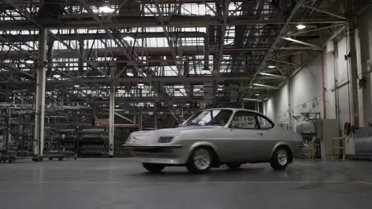 50 Years Of Vauxhalls Inside The Ellesmere Port Factory