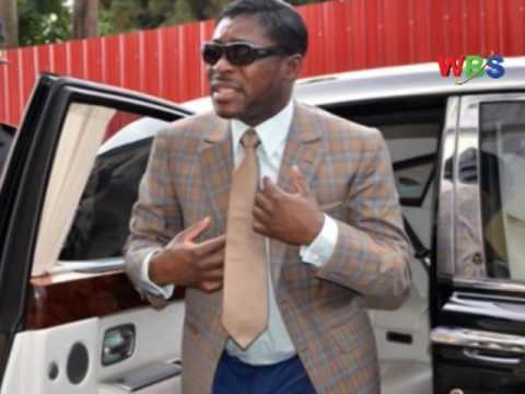 TEODORIN OBIANG THE EQUATORIAL GUINEA VP INVESTIGATED