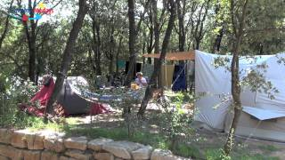 Campingvideo Les Cascades France