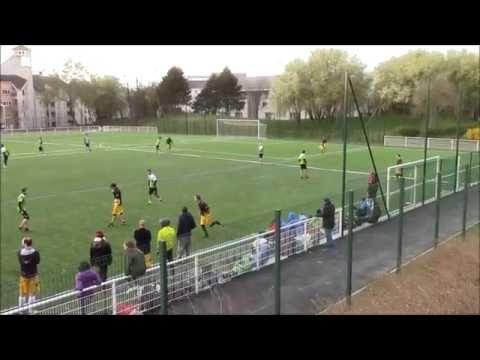 Ultimate Frisbee - SUN vs TCHAC - Cergy 2014