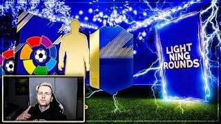 FIFA 18: LA LIGA TOTS Lightning Rounds + SBC PACK OPENING