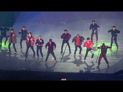 171126 The ElyXiOn EXO coming over+run this