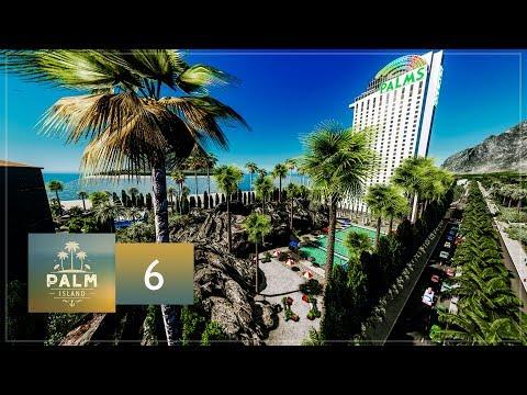 Cities Skylines: Palm Island — EP6 — Palm Island Resort & Luxury High Rise Condos