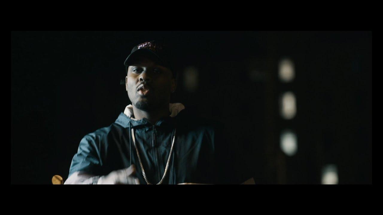 Lamar Riddick - Meantime (Official Video)