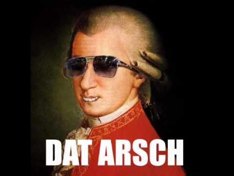 Leck mich im Arsch by Wolfgang Amadeus Mozart - 6 guitars