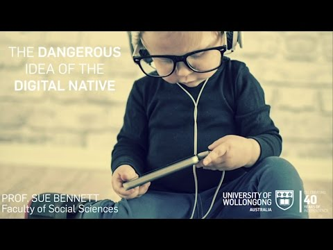 The Dangerous Idea of the Digital Native