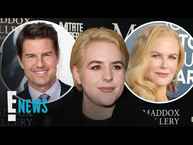 Tom Cruise & Nicole Kidman's Daughter Shares Rare Selfie News