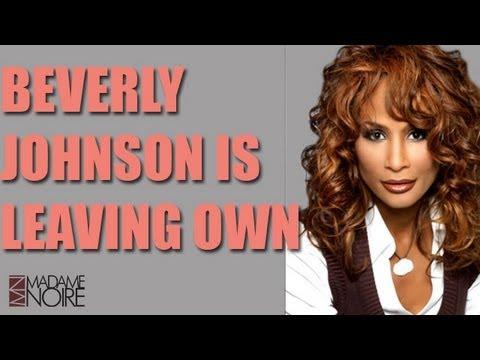 Beverly Johnson Leaving OWN | BET Awards 2013 | MadameNoire