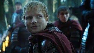 Ed Sheeran SINGS In Game Of Thrones Cameo For Season 7 Premiere