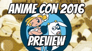 ANIME CON 2016 World Forum Den Haag PREVIEW (NL)