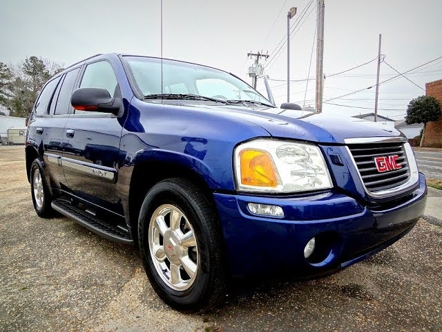 2002 Gmc Envoy Youtube