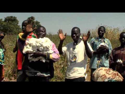Fairtrade-Baumwolle - anziehend anders!