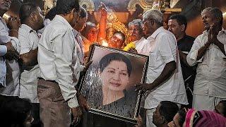 В Индии умерла звезда политики Джаялалита