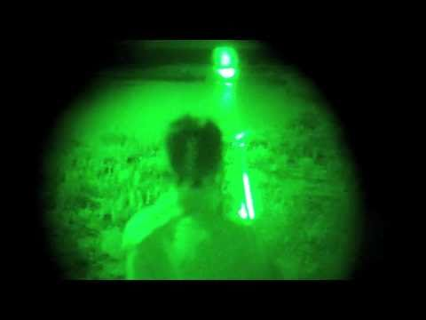 AR15s, Night Vision and IR Lasers