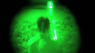 AR15s, Night Vision and IR Lasers