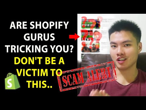 Shopify Gurus are TRICKING you!!! (I probably tricked you too) thumbnail