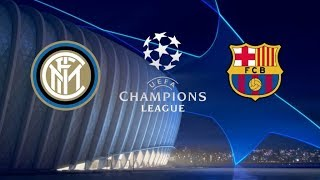 Champions League-İnter vs Barcelona-06/11/2018-HD