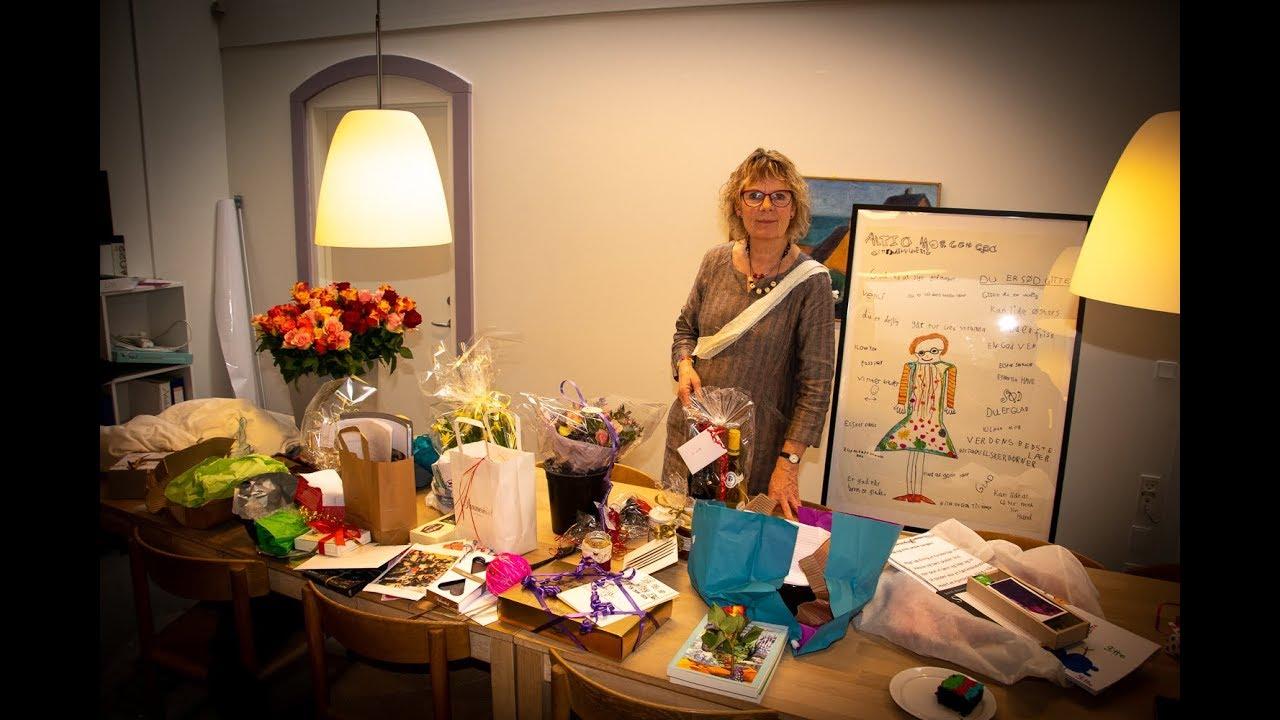 Gitte Brink takker af efter 21 år på Molsskolen