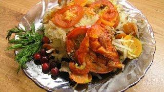 Мясо с капустой - видео рецепт(Видео рецепт приготовления мяса с капустой в кастрюле Цептер (Zepter), www.e-zepter.ru (подробный рецепт с фото на..., 2009-10-23T08:22:37.000Z)