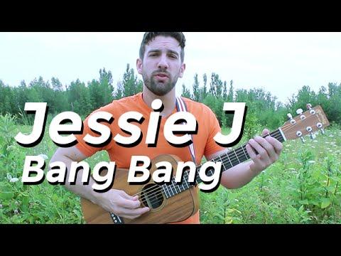 Jessie J - Bang Bang (Guitar Lesson) by Shawn Parrotte