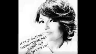 Mariazzurra Lai intervista Claudia Conte su Radio Sintony