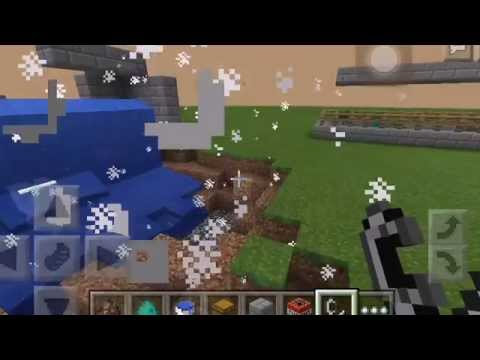 MCPE - How to build an un-raidable vault ~ AWESOME!!!!