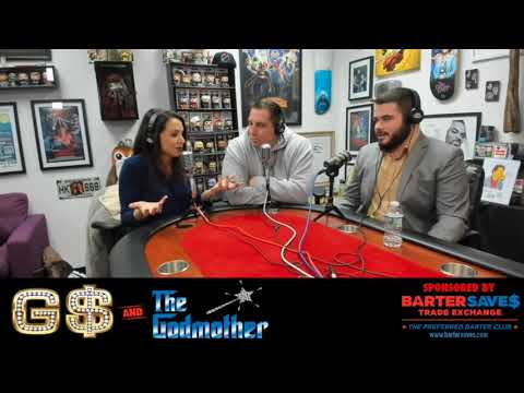 Episode 46 Of G$ And The Godmother With Matt Esposito From EveryDayEspo